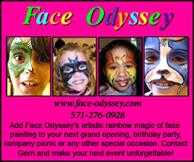 Face Odyssey face painting
